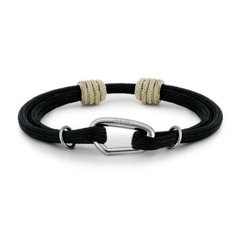 BLACK FOREST - Carabiner - Palladium/Ruthenium Wristband