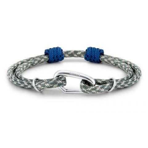 ARGINONTA - Carabiner - Rhodium Wristband