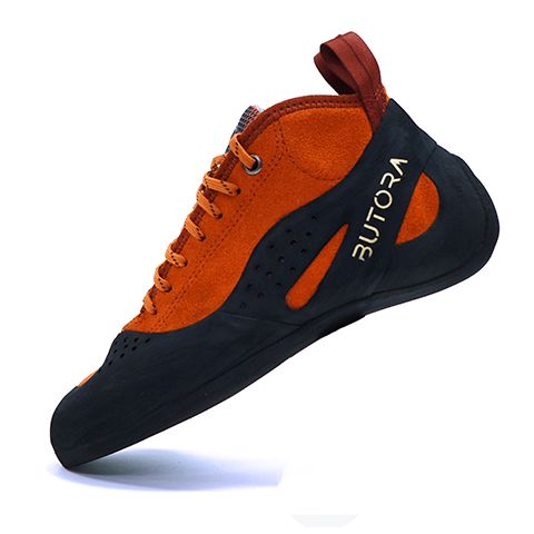Single Shoe Altura Orange (Wide Fit)