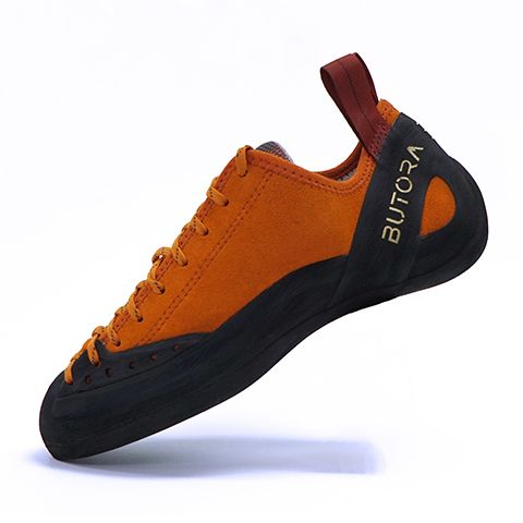 Single Shoe Mantra Orange (Narrow Fit)