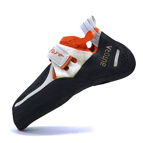 Single Shoe Acro Orange (Wide Fit)